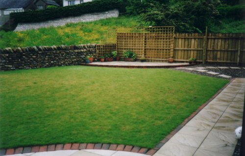 ers landscapes garden design landscape gardeners gardening services kendal cumbria before and after photos - Garden Design Kendal